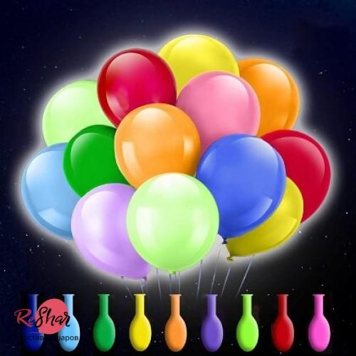 Светящиеся и мигающие шары Ассорти