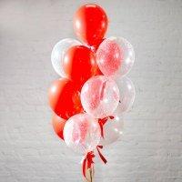 Композиция из воздушных шаров «Грация» №44