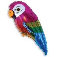 Фигура из Фольги «Супер попугай» (89см.)