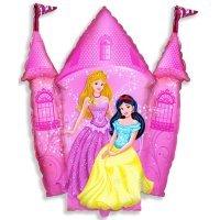 Фигура из Фольги «Замок принцессы» (86см.)