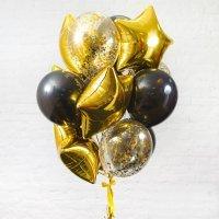 Композиция из воздушных шаров «Стильная фотосессия» №500