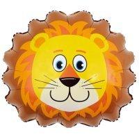 Фигура из Фольги «Голова льва» (61см.)