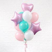 Композиция из воздушных шаров «Нежность» №37