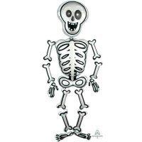 Шар ходячий Скелет Мистер Скелли, хэллоуин 193см