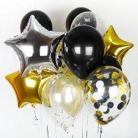Композиция из воздушных шаров «Стиль-1» №21