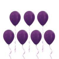 Шары под потолок «Фиолетовый» Металлик