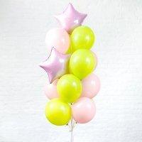 Композиция из воздушных шаров «Гармония» №95