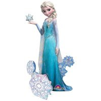 Ходячий шар «Холодное Сердце Принцесса Эльза» (144см.)