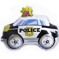 Шар (29''/74 см) Фигура, Полицейская машина