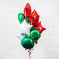 Композиция из гелиевых шаров «Праздничное настроение-3» №110