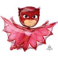 Воздушный шар с гелием фигура Герои в масках Алетт 83см