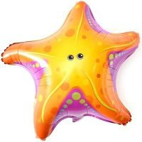 Шар (26''/66 см) Фигура, Морская звезда