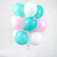 Облако из шаров на Детский день рождения