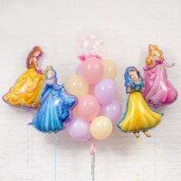 Шары «Принцессы» №122