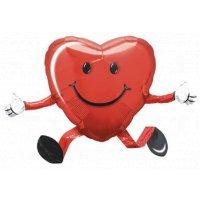 Ходячая фигура «Сердце» (48см.)