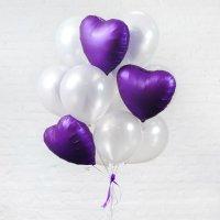 Композиция из воздушных шаров «Богема» №84