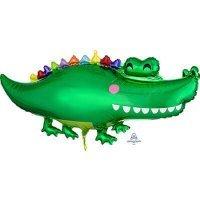 Шар крокодил 106см