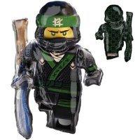 Шар фигура Лего Ниндзяго 88см