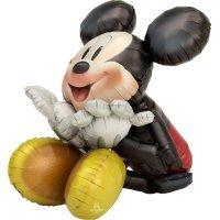 Ходячая Фигура шар, Микки Маус, 64см