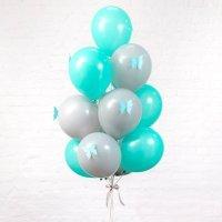 Композиция из воздушных шаров «Для мальчика-2» №62