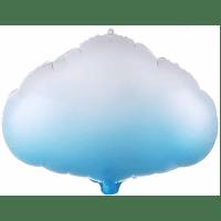 Фольгированный шар (20''/51 см) Фигура, Облако
