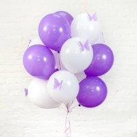 Облако из шаров  на день рождения «Грация»
