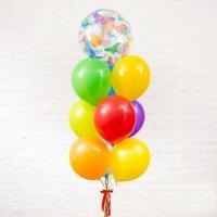 Композиция из воздушных шаров «Летнее настроение» №73
