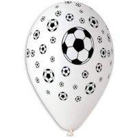 Шары с гелием футбольные мячи, мяч 30см