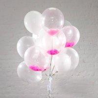 Облако из шаров «Лёгкость»
