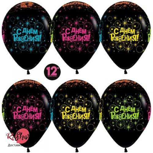 Воздушные шарики «Взрывной День Рождения»