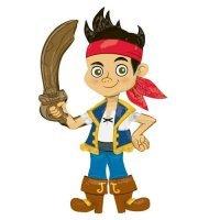 Ходяча фигура «Джейк Пират» (112см.)