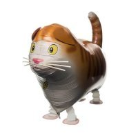 Ходячий шар «Кот» (61см.)