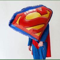 Фигура Супермен эмблема 50*66см