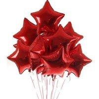 Композиция из воздушных шаров «Звёзды для фотосессии-4» №170