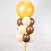 Композиция из воздушных шаров «Гигантский акцент» №96