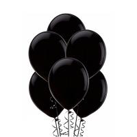 Воздушный шарик Черный